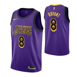 Women Los Angeles Lakers #8 Kobe Bryant Jerseys